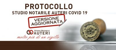 PROTOCOLLO COVID 19 New